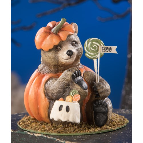 Boo! Boo! Bear