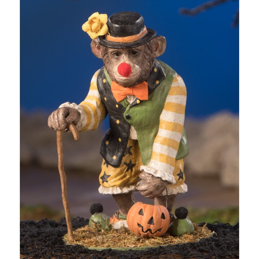 Clownin' Around Monkey