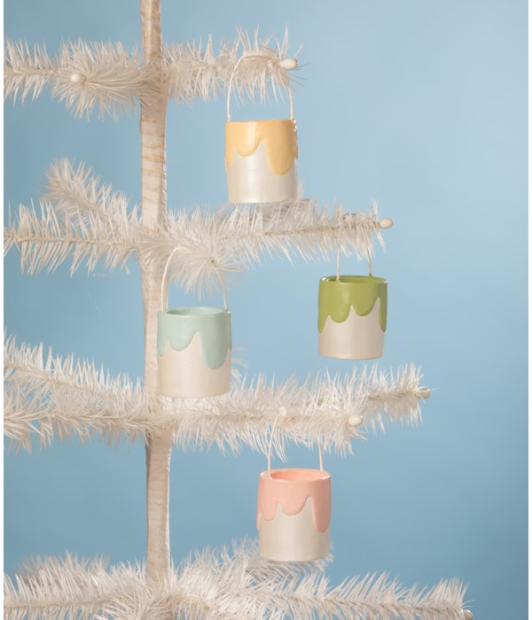 Paint Can Ornament 4A
