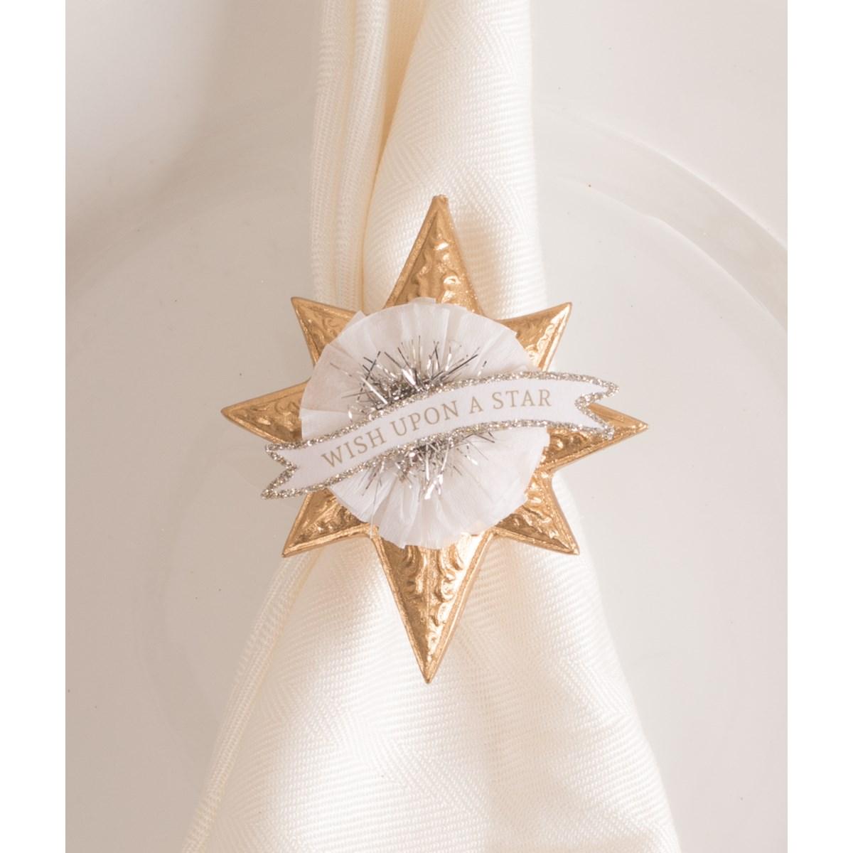 Wish Upon a Star Napkin Ring