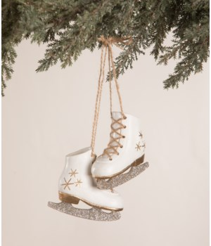 Ice Skate Pair Ornament
