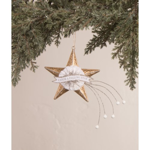 Catch a Falling Star Ornament