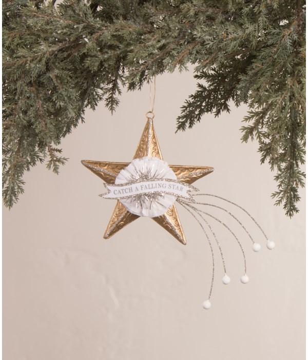 Catch a Falling Star Ornament
