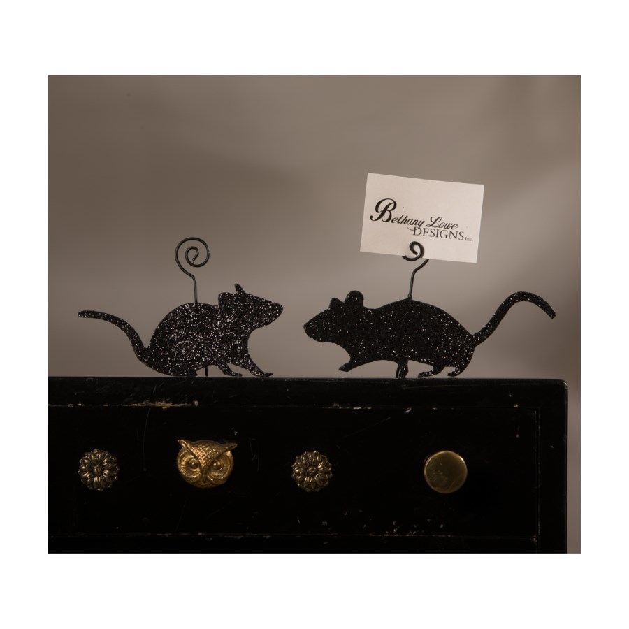 Mice Place Card Holder 2A