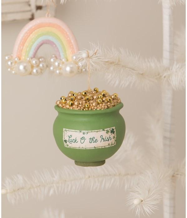 Pot O' Gold Ornament