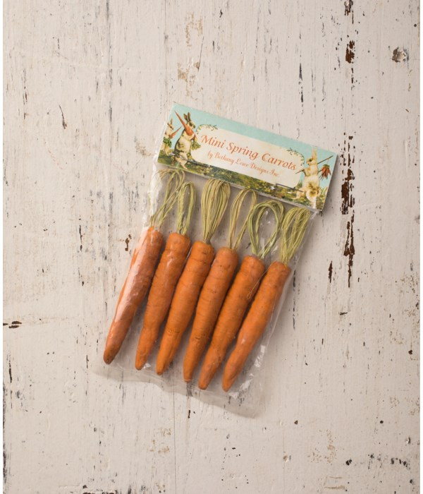 Carrot Ornament S6