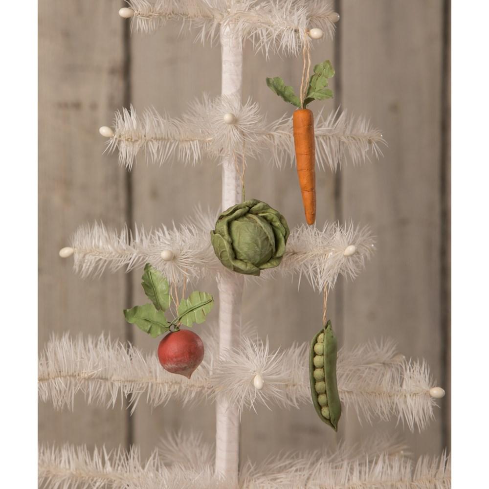 Veggie Ornament 4A