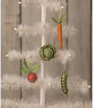 Veggie Ornament 4A