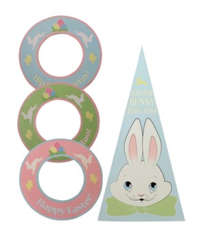EASTER BUNNY RING TOSS