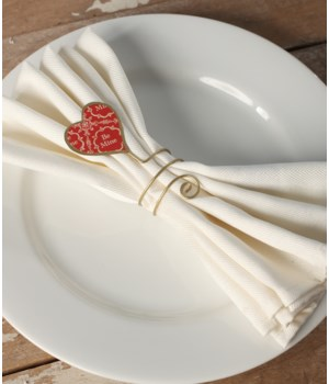 Valentine Napkin Holder 4/A