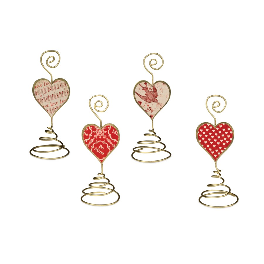 Valentine Place Card Holder 4A
