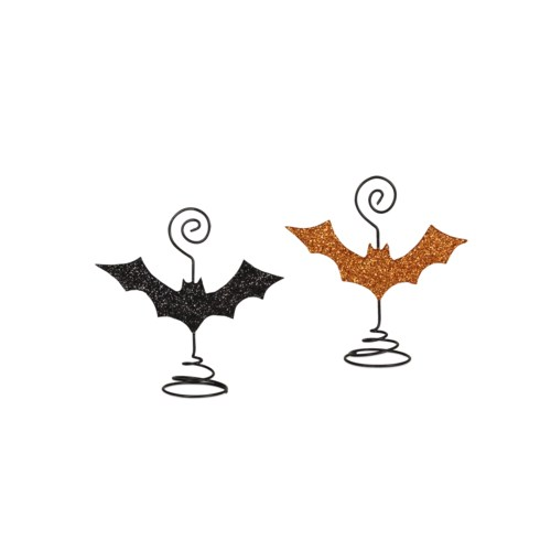 Bat Place Card Holder 2/A