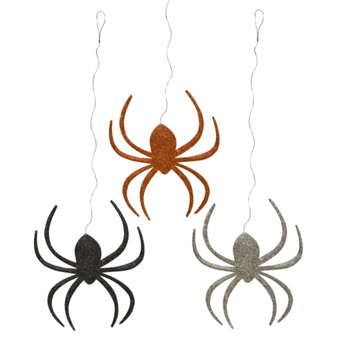 Creepy Crawly Spider Large 3/A