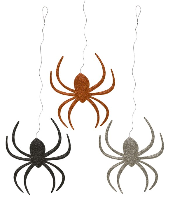 Creepy Crawly Spider Large 3A
