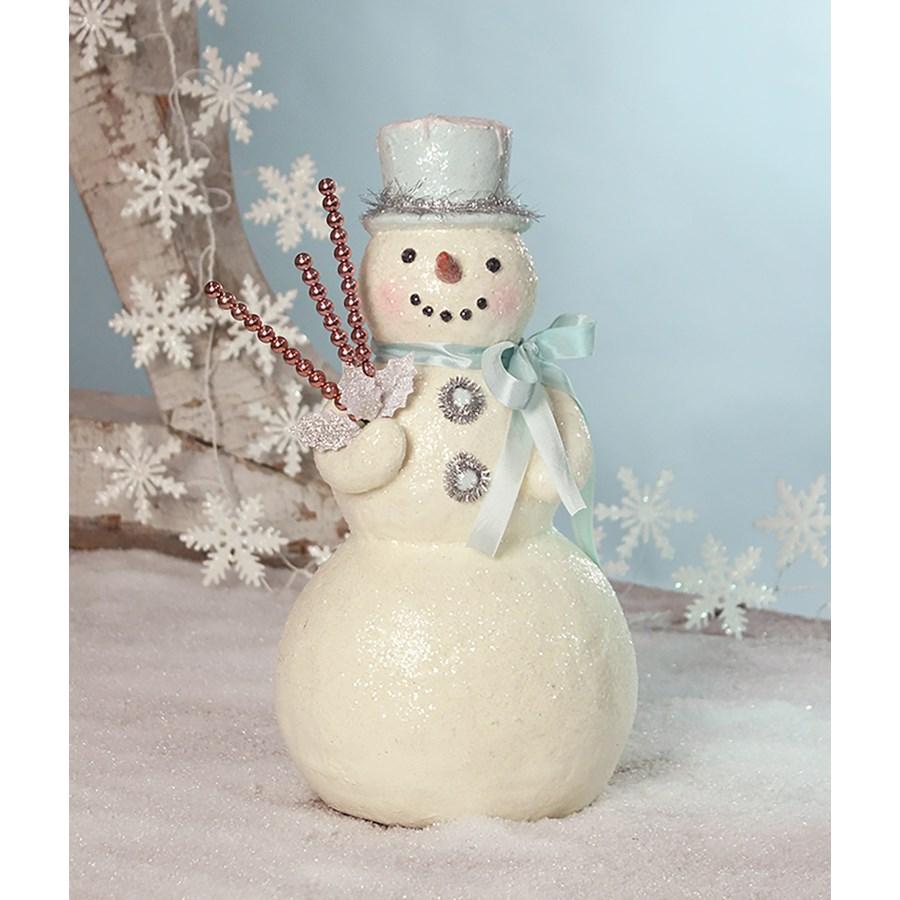 Flea Market Snowman