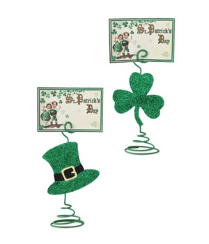 Luck O' Irish Cardholder With Card 2/A