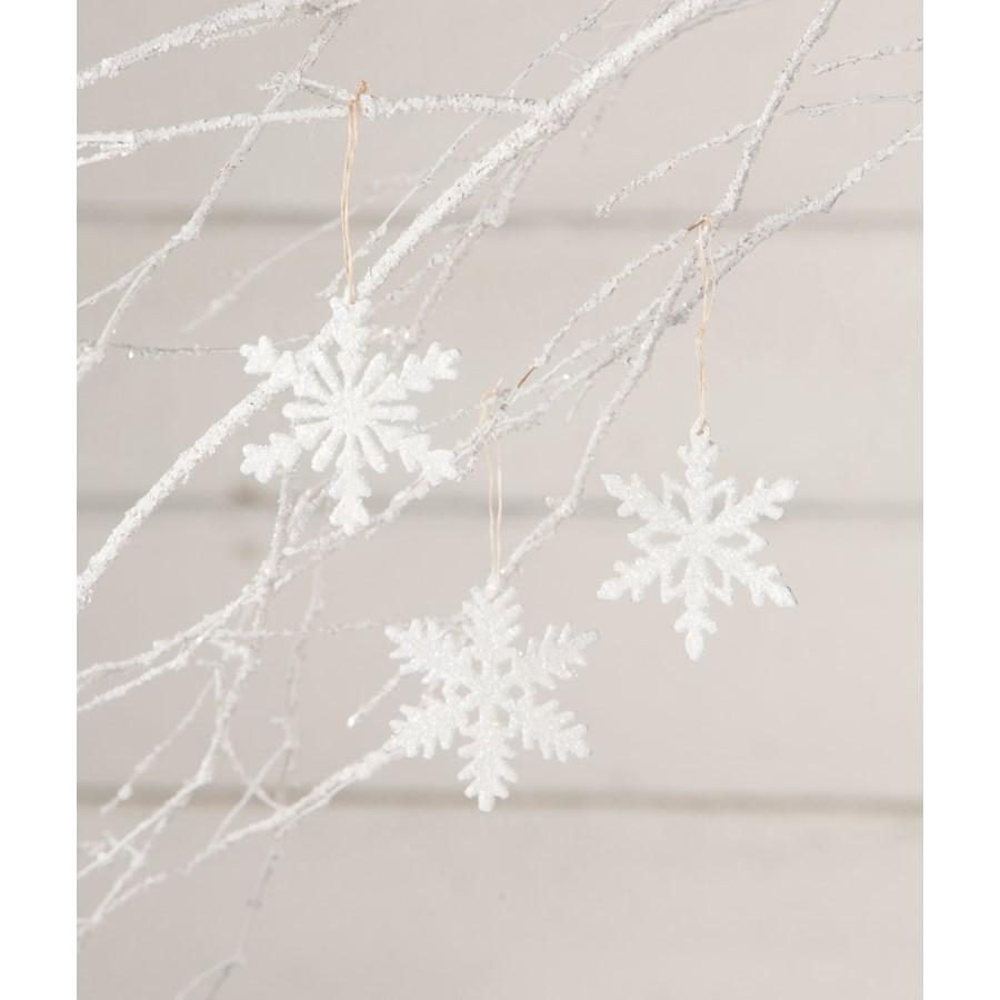 Snowflake Ornament 3/A