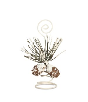Pine Bough Place Card Holder