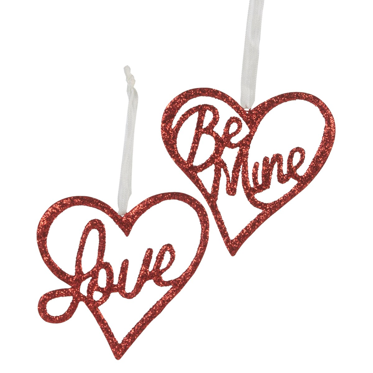 Valentine Heart Ornament 2A