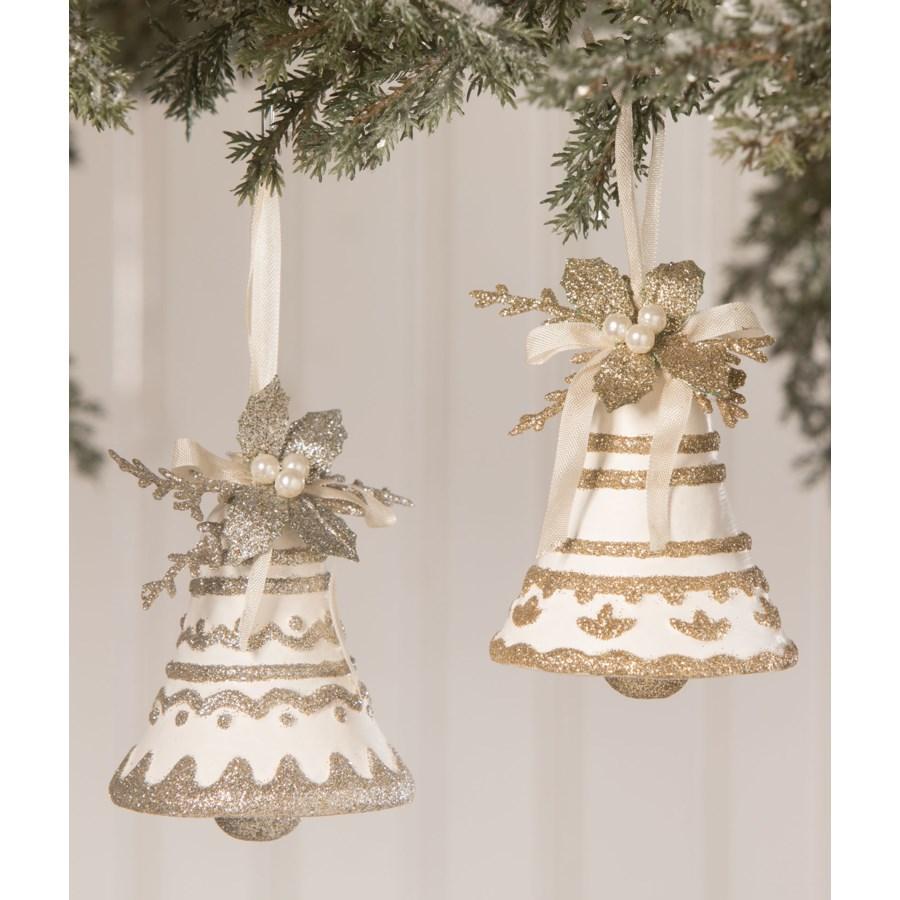 I Heard the Bells Ornament 2/A