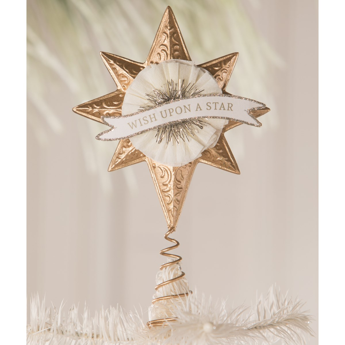 Wish Upon a Star Tree Topper