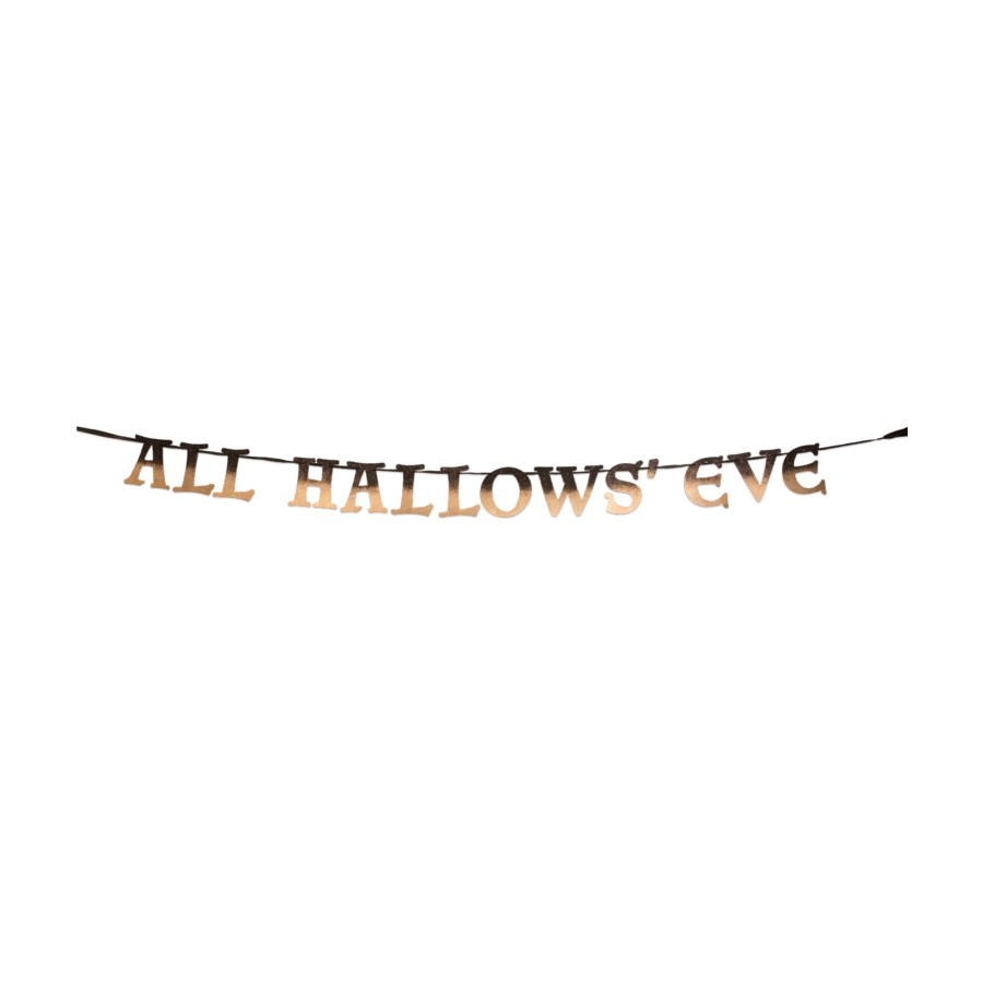 All Hallows' Eve Garland