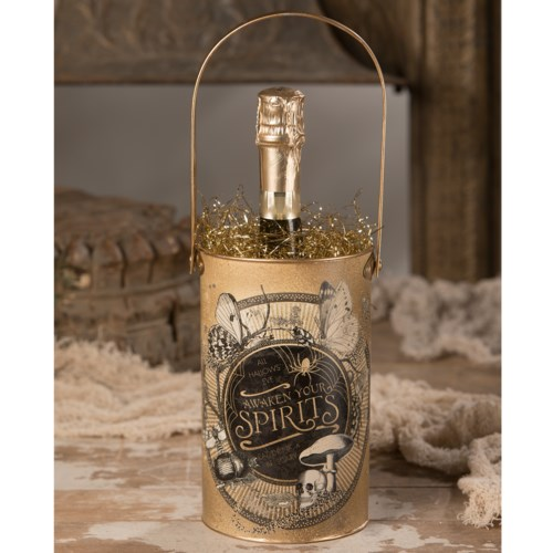 All Hallows' Eve Wine Bucket