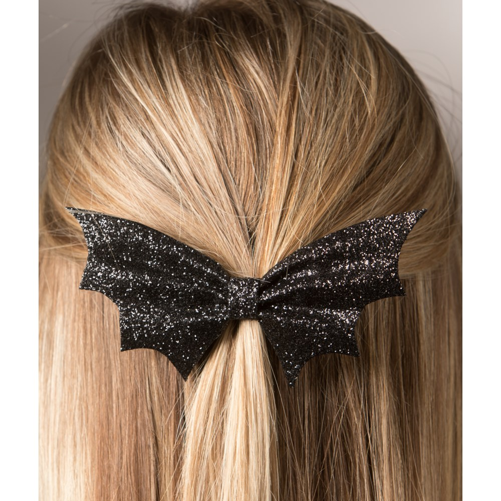 Going Batty Hair Clip 2A