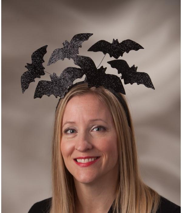 Let's Get Batty Headband