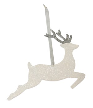Leaping Stag Ornament