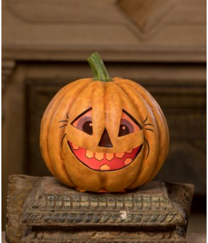 Perky Pumpkin