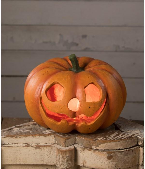 Smiley Jack Pumpkin