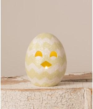 Chickie Egg Luminary Green
