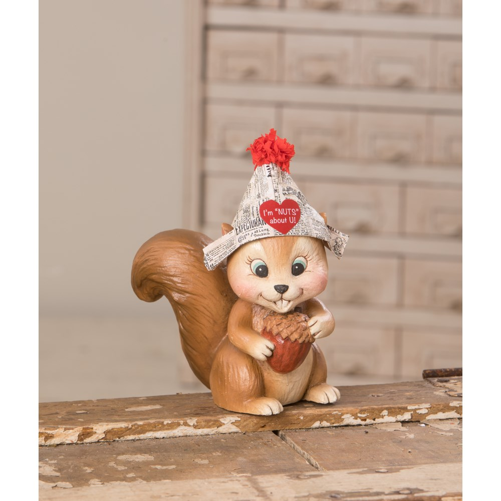 Nuts about you Squirrel
