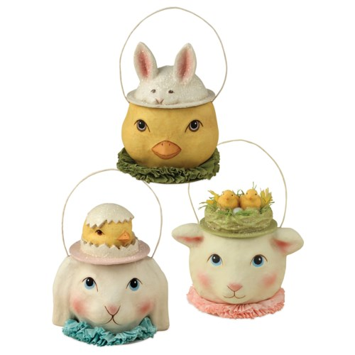 Easter Character Container 3A