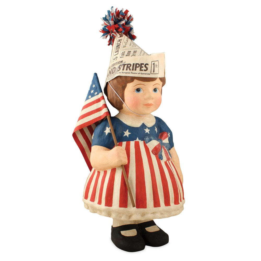 Betsy Large Paper Mache