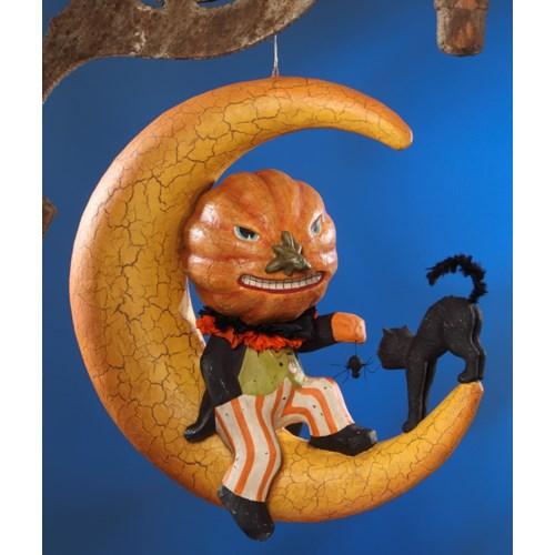 Twisted Jack On Moon