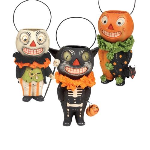Halloween Bucket Head 3/A