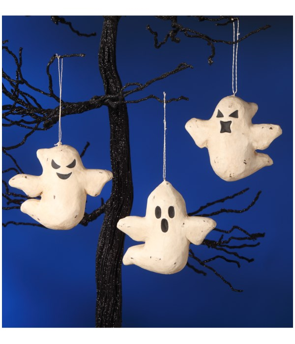 Haunted Ghost Ornament 3A