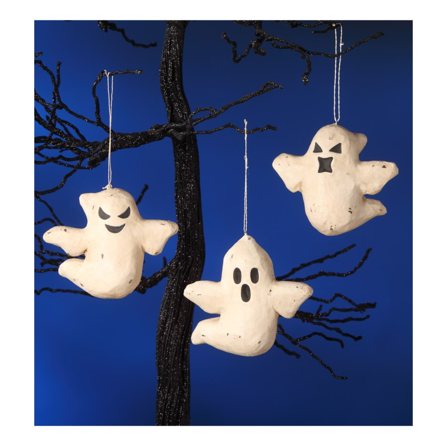 Haunted Ghost Ornament 3/A