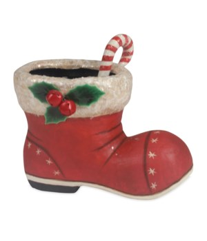 Little Retro Santa Boot
