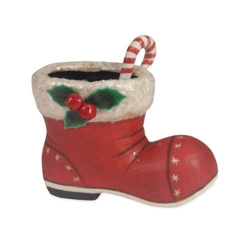 Little Retro Santa Boot