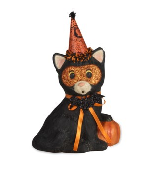 Party Kitty Paper Mache