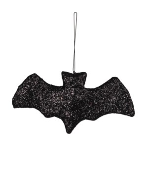 Bat Ornament Paper Mache