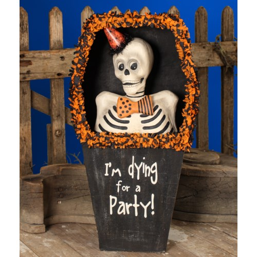Dying For A Party Skeleton