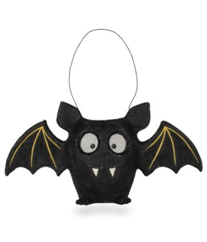 Bat Bucket Paper Mache