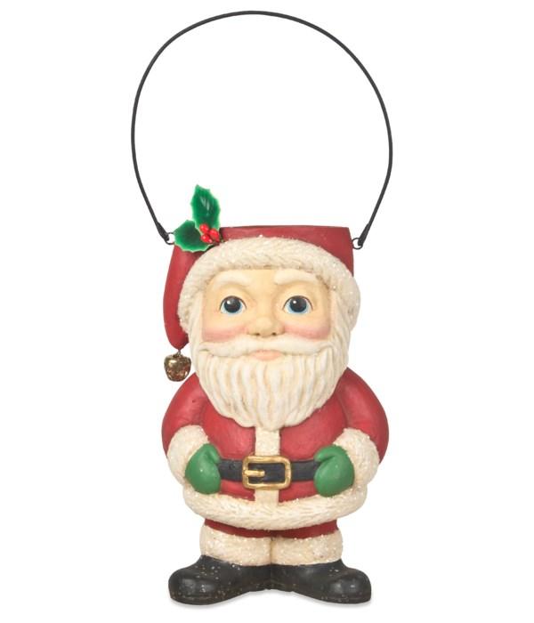 Santa Bucket head