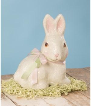 Little Bunny Paper Mache
