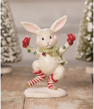 Hoppy Christmas Hare
