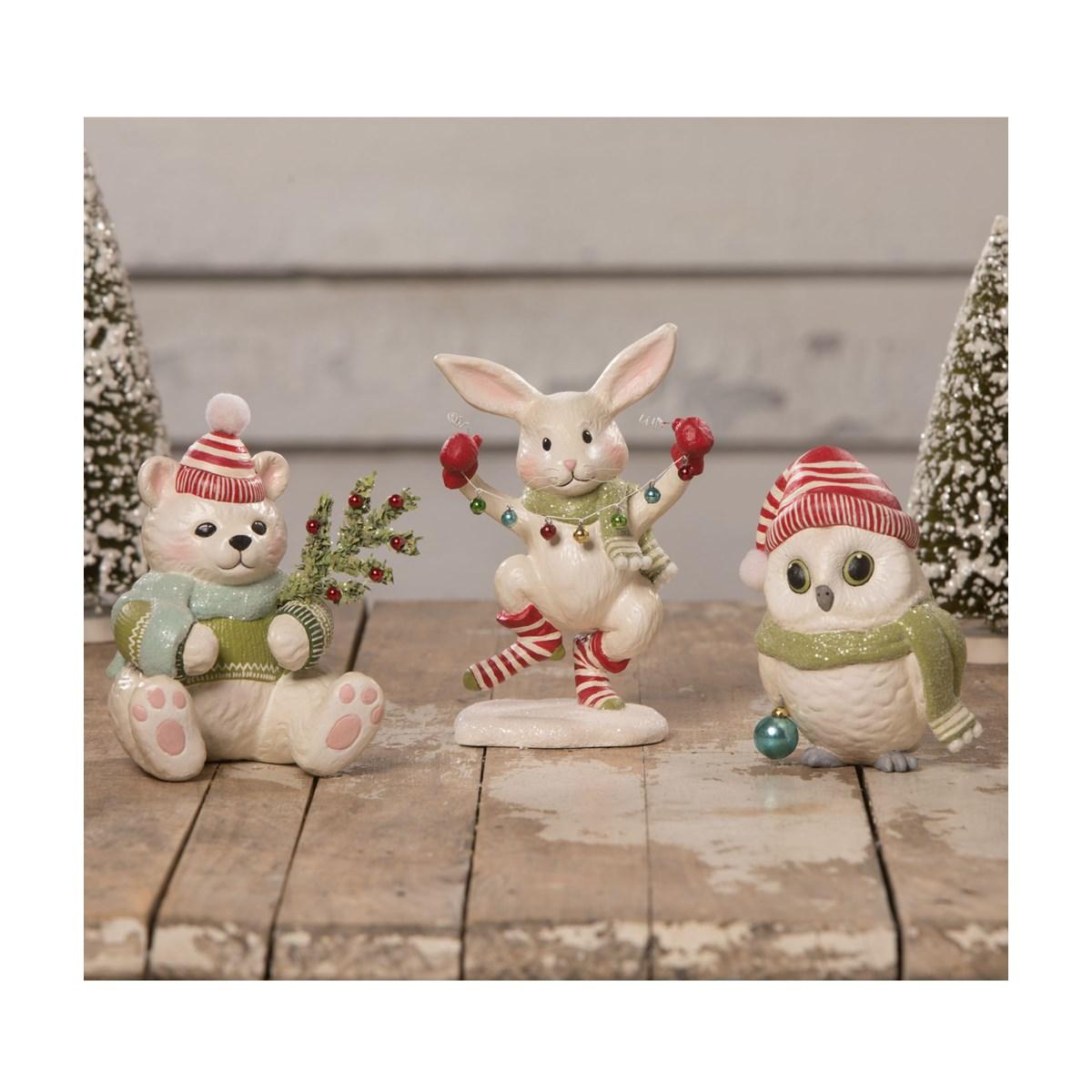 Owl Be Home for Christmas Owl